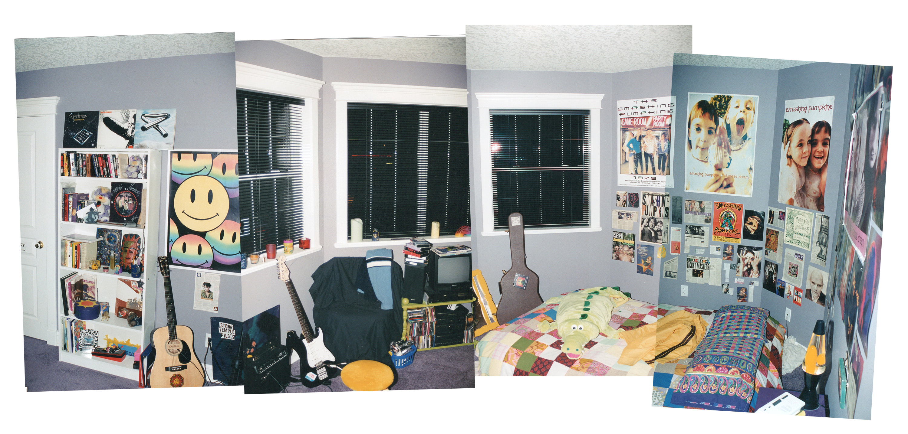 Sara's High School Bedroom