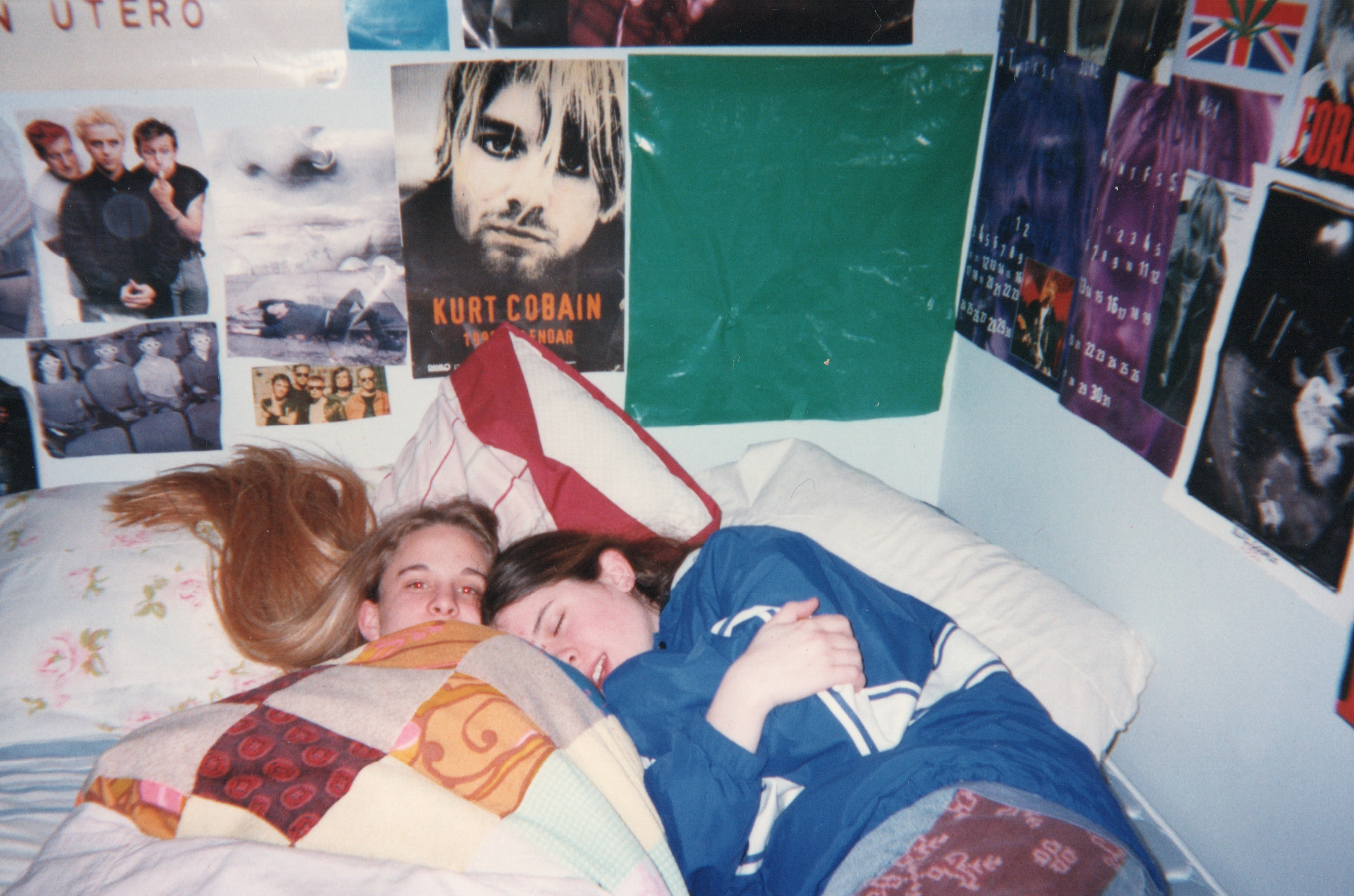 Tegan and Sara Bedroom